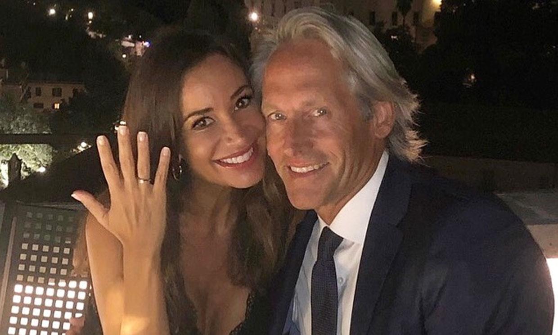 Tras la mudanza… ¡llega la boda! Cecilia Gómez y Marco Vricella se comprometen