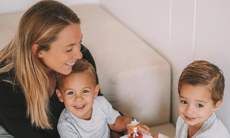 La cara de asombro de Alice Campello al saber quién es el amor de la vida de su hijo