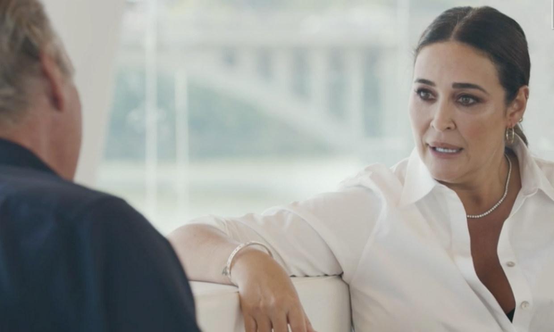 Vicky Martín Berrocal habla de las dos familias de su padre