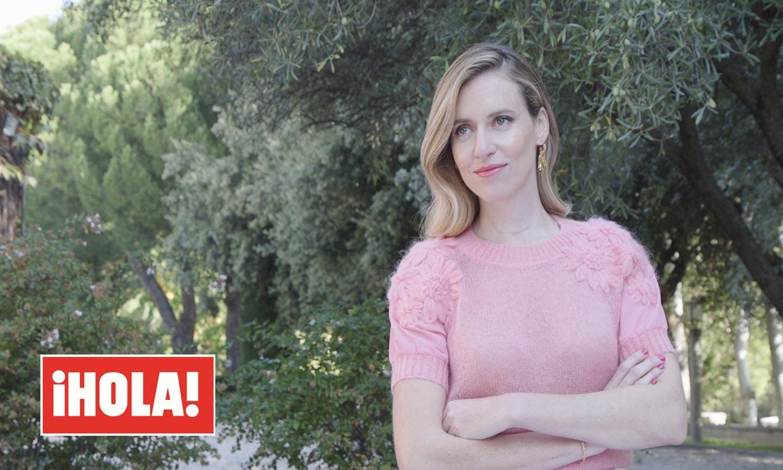 'Pensaba que me iba a morir': Andrea Prat confiesa en ¡HOLA! que ha superado un cáncer