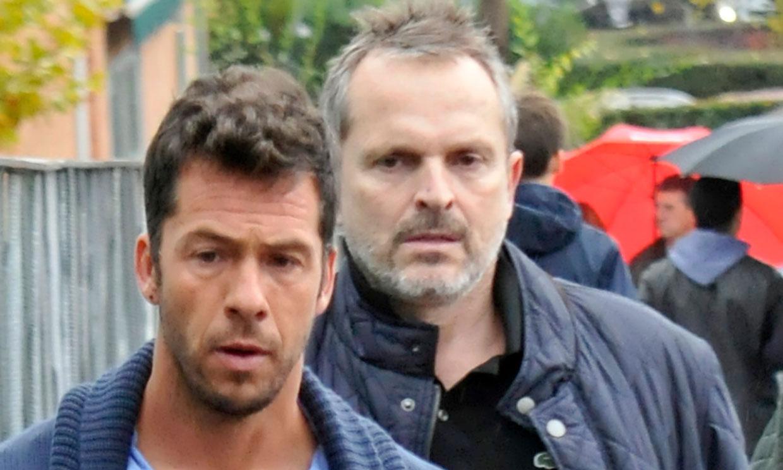 La imagen de sus hijos con la que Nacho Palau defiende su postura en el juicio contra Miguel Bosé