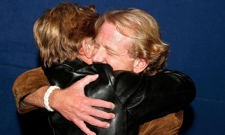 El dolor de Robert Redford tras la muerte de su hijo