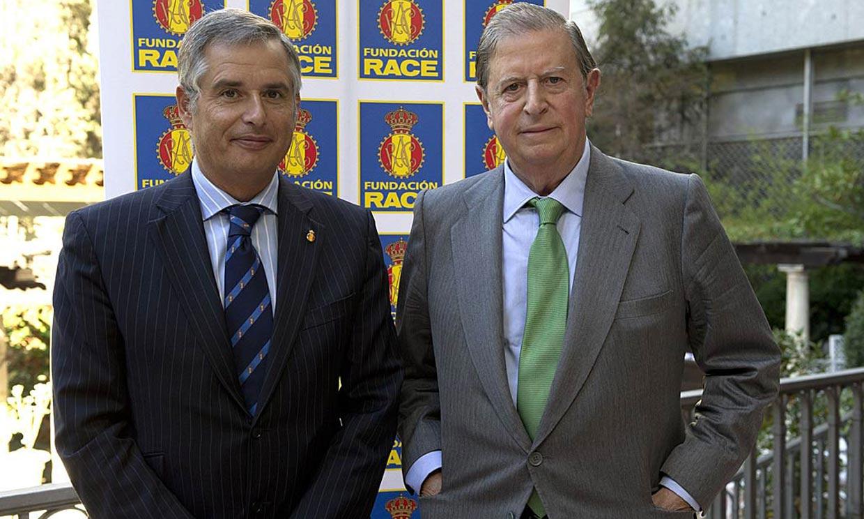 El RACE lamenta la pérdida del que fuera su presidente, Fernando Falcó