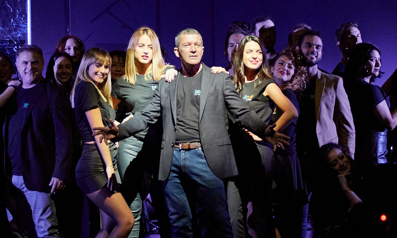 Antonio Banderas anuncia por sorpresa un nuevo musical en el que será protagonista