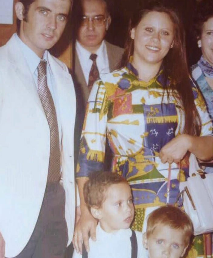 La familia de Paco León