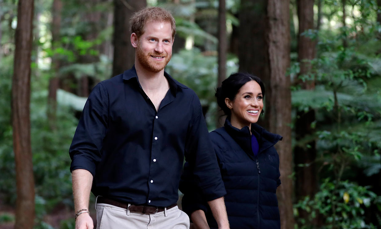Los duques de Sussex tienen nuevos vecinos: un actor y una cantante que acaban de ser padres, ¿sabes quiénes son?