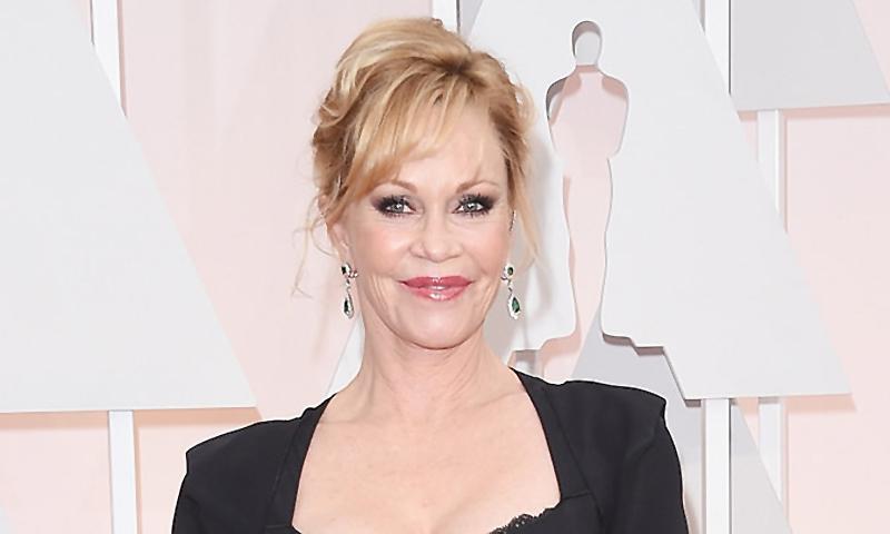 Melanie Griffith, a sus 63 años, deja boquiabiertos a sus fans con su posado más sexi