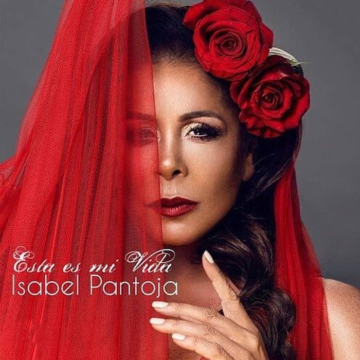 Isabel Pantoja - single Esta es mi vida
