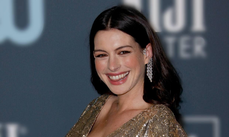 ¡Confirmado! El segundo hijo de Anne Hathaway se llama...