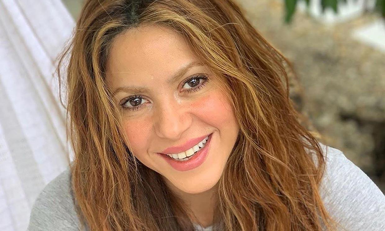 Shakira presenta a Max Piqué Mebarak