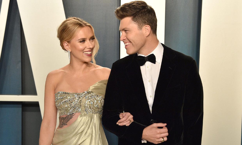 ¡Ya se han casado! Scarlett Johansson y Colin Jost se dan el 'sí, quiero' en una ceremonia íntima
