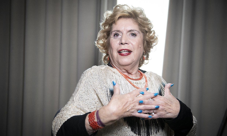 María Jiménez presenta nuevo álbum y recuerda entre bromas sus duros momentos en el hospital