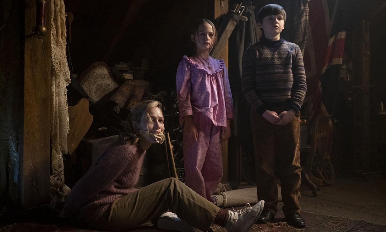 Halloween desde casa es posible con estas siete nuevas series de miedo