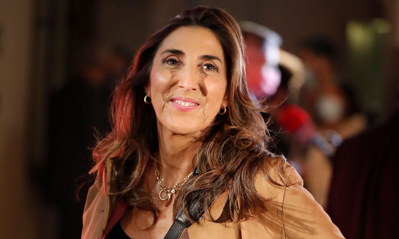 Paz Padilla vuelve a dar un ejemplo de fortaleza tres meses después de la muerte de su marido