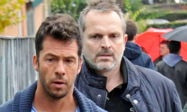 Ya hay sentencia del juicio de Miguel Bosé y Nacho Palau