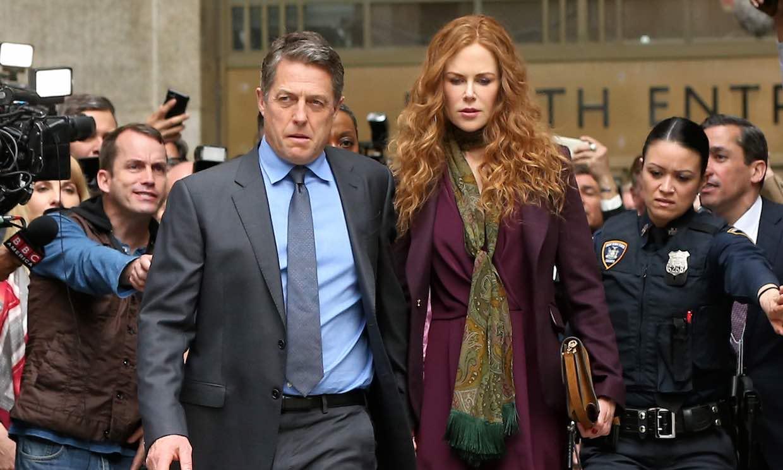 Nicole Kidman y Hugh Grant, la pareja perfecta en el thriller del momento: 'The Undoing'