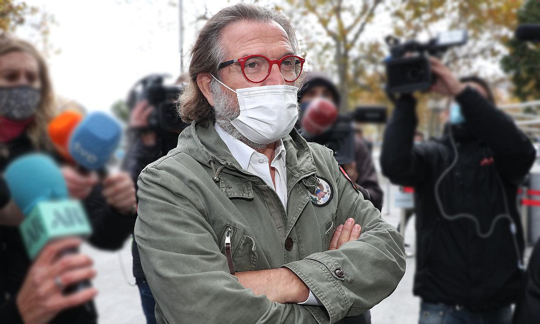 Pepe Navarro vuelve a los juzgados por una nueva demanda de Ivonne Reyes