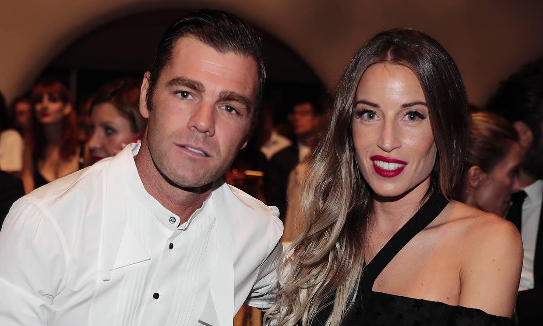 Fonsi Nieto y Marta Castro han sido papás