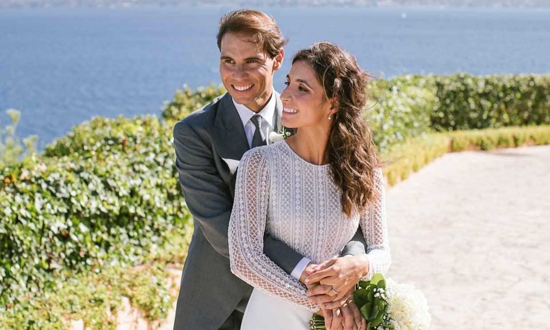 Rafa Nadal cuenta, entre risas, la desconocida anécdota del día de su boda