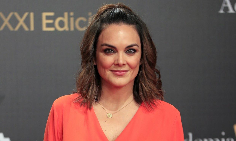 Mónica Carrillo recuerda con nostalgia su primera aparición en televisión