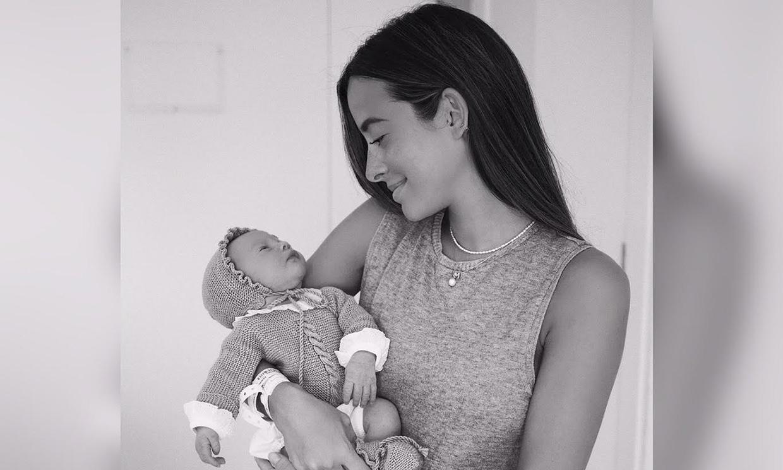 El tierno vídeo del bebé de María F. Rubíes ¡para comérselo!