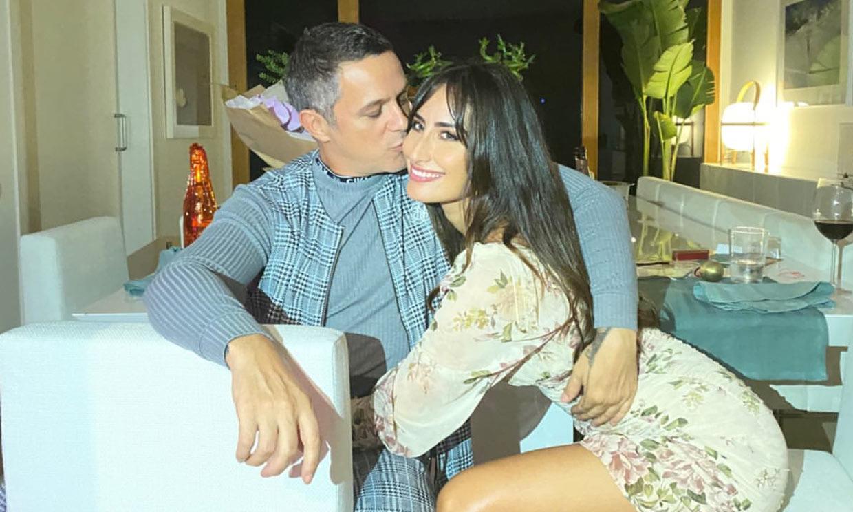 Alejandro Sanz llena de 'magia' el cumpleaños de Rachel Valdés