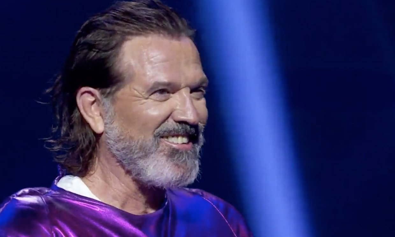 Pepe Navarro vuelve a la televisión en 'Mask Singer'