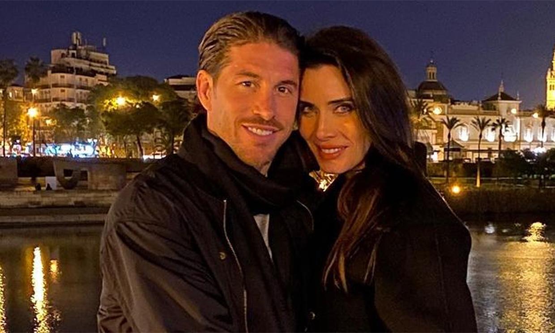Sergio Ramos y Pilar Rubio, siempre juntos pese a la distancia