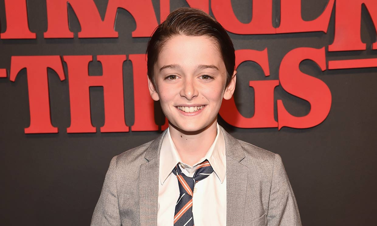 No vas a reconocer a Noah Schnapp, Will en 'Stranger Things'