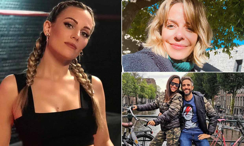 FOTOGALERÍA: Edurne, María Adánez, Roberto Leal... ¡la familia crece!