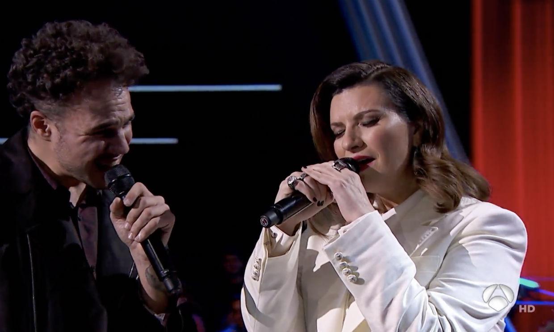 Laura Pausini trae de vuelta a Mecano en 'La Voz' gracias a su preciosa versión