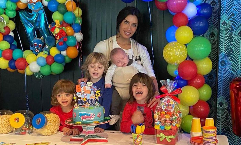 'Ya son 5 años, eres mi vida entera', Sergio Ramos y Pilar Rubio felicitan a su hijo Marco