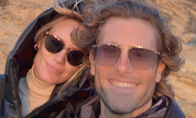 Conoce a Macarena Hoffman, la novia de Matías, camarero de 'First Dates'