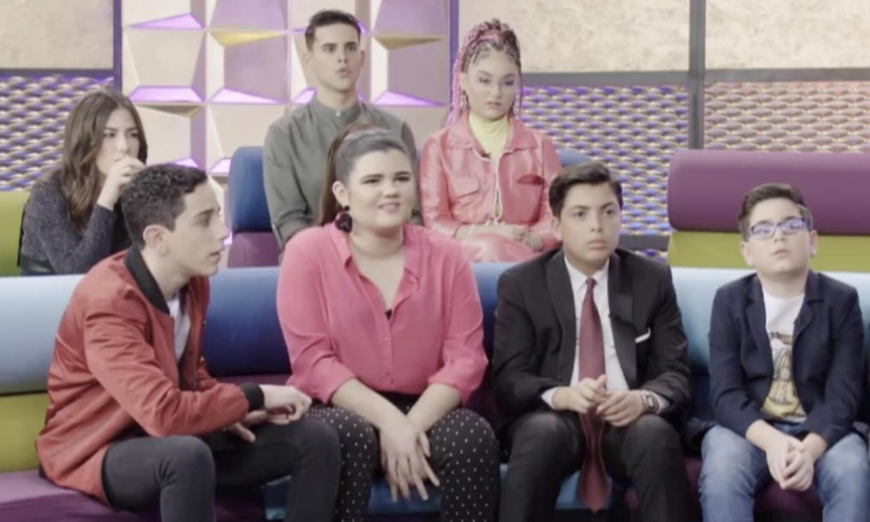 Estos son los cuatro elegidos en la segunda semifinal de 'Idol Kids'