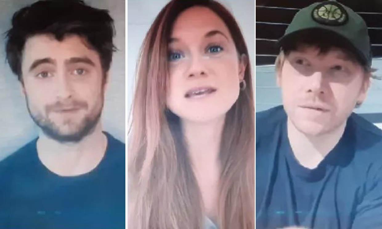 La reunión de 'Harry Potter' casi 20 años después con una importante ausencia