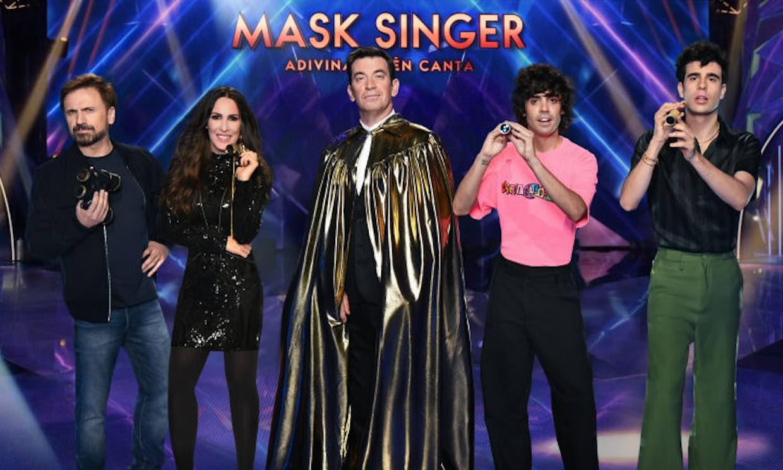 'Mask Singer' calienta motores: las sorpresas que veremos en la tercera gala