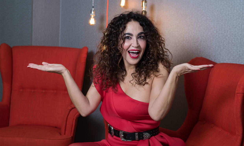 El desliz de Cristina Rodríguez pone al descubierto un nuevo disfraz de 'Mask singer'