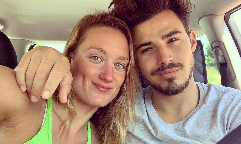 Mireia Belmonte y Ángel Capel, de celebración... ¡por partida doble!