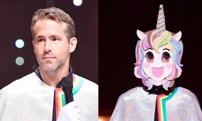 De Ryan Reynolds a Bella Thorne: 10 estrellas internacionales que han sorprendido en 'Mask Singer'
