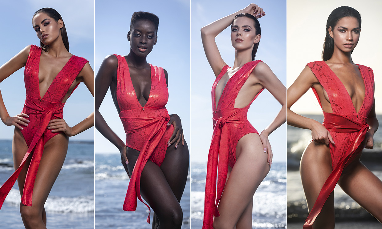 Foto a foto, conoce a las espectaculares candidatas a ser Miss Universo España