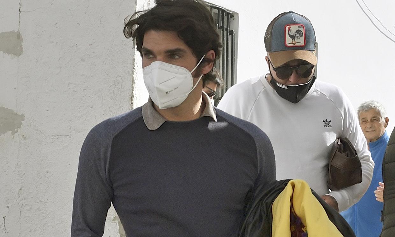 ¿Se saltaron el confinamiento? Francisco Rivera explica qué sucedió durante la visita a su tío