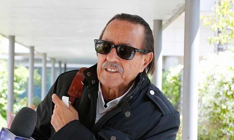 Julián Muñoz cuenta lo que descubrió al entrar en la habitación de Paquirri en Cantora