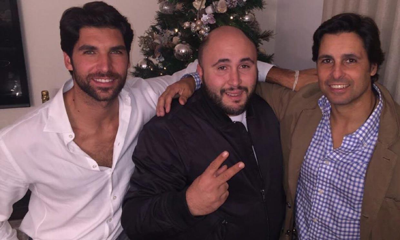 FOTOGALERÍA: Bodas, navidades, un videoclip... Los momentos que han compartido los hermanos Rivera