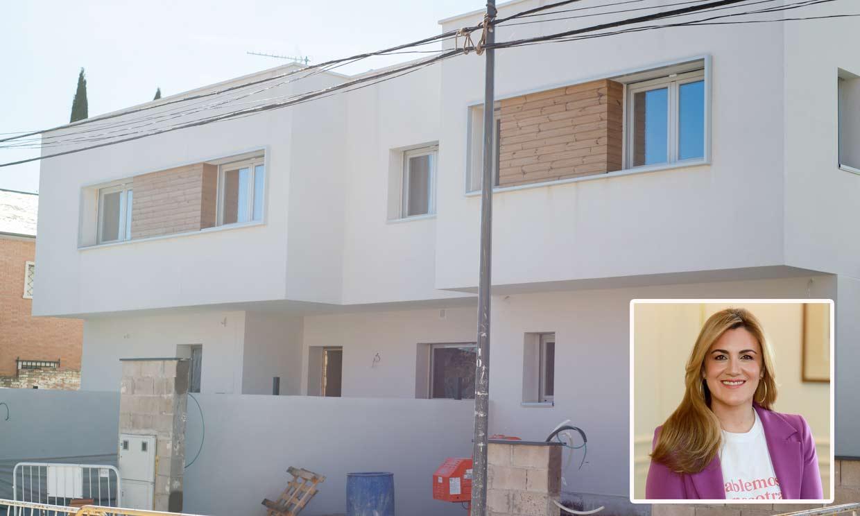 Luminosa, de líneas sencillas... Así es la nueva casa de Carlota Corredera