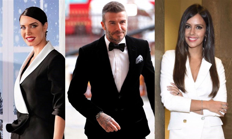 Así preparan la Navidad las celebrities: Pilar Rubio, David Beckham, Cristina Pedroche...