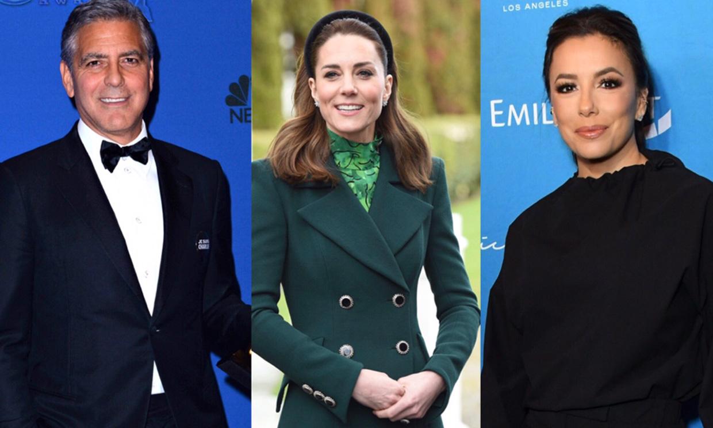 ¿Qué tienen en común los hijos de Eva Longoria, George Clooney y los duques de Cambridge?