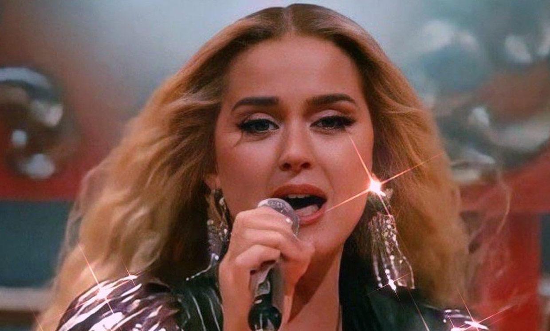 ¿Katy Perry o Adele? La imagen que hace dudar a sus seguidores