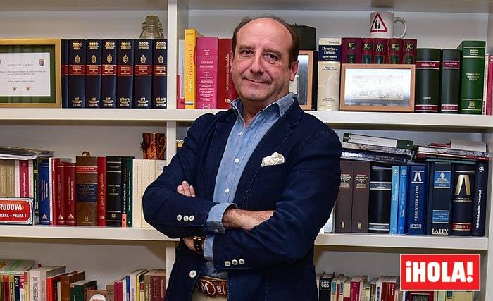 Abogado de los hermanos Rivera, Joaquín Moeckel