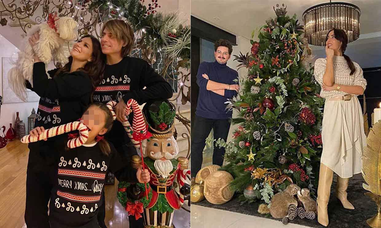 FOTOGALERÍA: Laura Pausini, Pilar Rubio y otras 'celebs' que ya tienen el árbol de Navidad