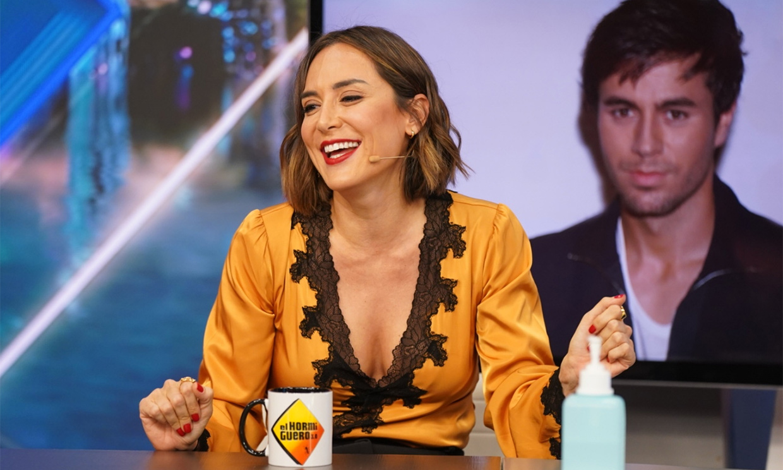Tamara Falcó cuenta por qué su hermano Enrique terminó abrazado a una tele: 'Me va a matar'